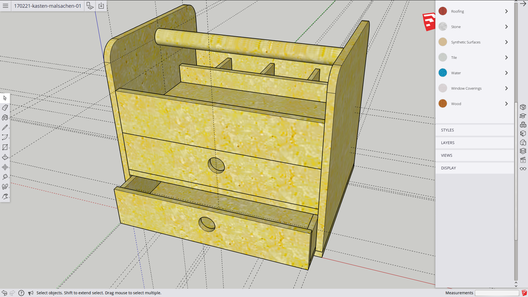 Sketchup in Firefox unter Linux