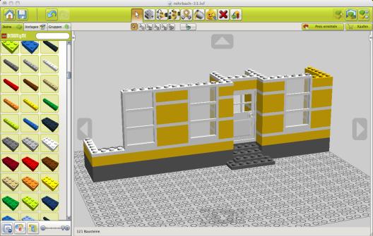 lego bauen am pc. Black Bedroom Furniture Sets. Home Design Ideas