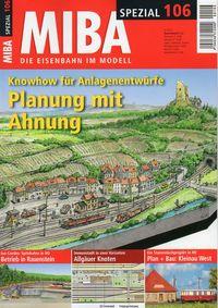 Miba Spezial 106: Planung mit Ahnung